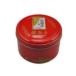 铭盛制罐防锈、梅州茶叶罐、茶叶罐厂家图片