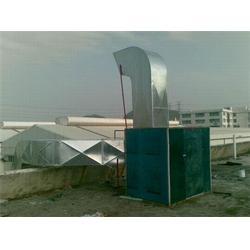 三水区不锈钢风管安装、工厂不锈钢风管安装、铁凌金属(多图)图片