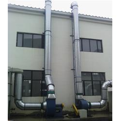 三水区不锈钢风管安装、铁凌金属、实验室不锈钢风管安装图片