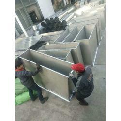 玻璃钢共板法兰风管 汕尾共板法兰 铁凌金属/物美价廉的商家图片