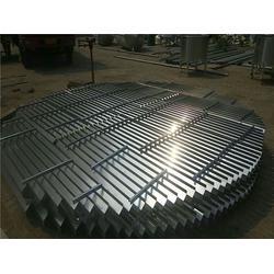 电厂脱硫塔除雾器-脱硫塔除雾器-华庆玻璃钢(查看)图片