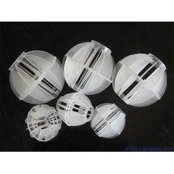 多面空心球,华庆公司,塑料鲍尔环 多面空心球图片