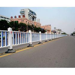 铜陵道路防护栏、道路防护栏安装、昌顺交通设施图片