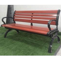 泰安木质公园椅|济南泉景轩木制品|定制木质公园椅图片