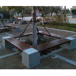 莱芜户外休闲椅、泉景轩木制品加工、户外休闲椅图片