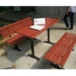 山东景区公园椅,泉景轩木制品质量保证,定制个性景区公园椅图片