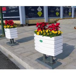 塑木花箱尺寸、甘南塑木花箱、泉景轩木制品(查看)图片