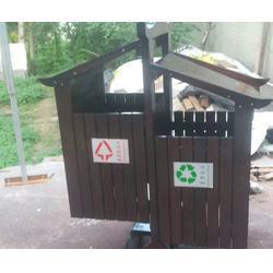 泉景轩木制品(图)_环保分类垃圾桶_垃圾桶图片