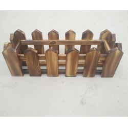 泰安木花箱、泉景轩木制品支持定做(在线咨询)、塑胶木花箱制做图片