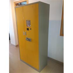 佛山电子存包柜|强固|手机电子存包柜图片