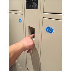 强固(图)、超市电子寄存柜、常德电子寄存柜图片