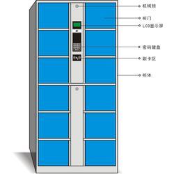 强固、智能存包柜如何使用、郴州智能存包柜图片