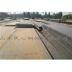 山东民心钢铁(多图),q235nh耐候板厂家实景货场图片