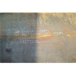 山东民心钢铁(多图)、山东哪的nm400耐磨板材质好图片