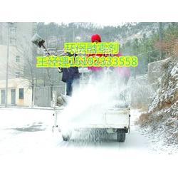 华通道路融雪剂厂区融雪速度快图片