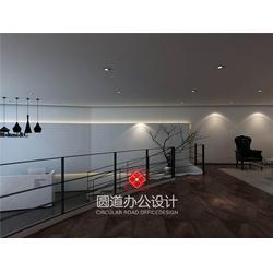 青岛写字楼装修,写字楼,圆道办公设计(查看)图片