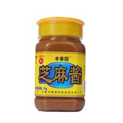 火锅芝麻酱代加工-丰香园芝麻食品-芝麻酱代加工图片