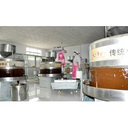 丰香园芝麻食品(图),生产芝麻酱商家,芝麻酱图片