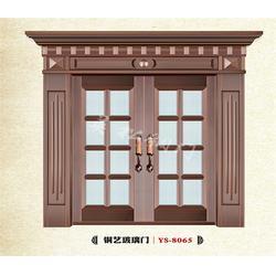 合肥英松(图),铜门定制,合肥铜门图片
