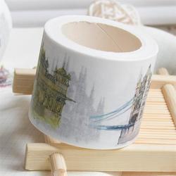 美纹纸胶带厂家-美纹纸胶带-宝仕锐莱(查看)图片