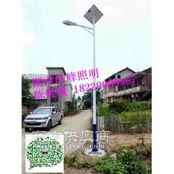 宁远县太阳能路灯厂家江永县太阳能路灯表图片