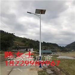 阳朔县LED路灯厂家直销新农村太阳能路灯质量保证图片