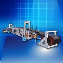 皮带运输机|万川电器(在线咨询)|安装皮带运输机图片