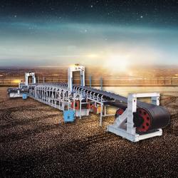 万川电器设计完美_皮带运输机_皮带运输机供应商图片