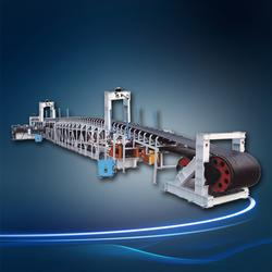 皮带运输机哪家好_新疆皮带运输机_万川电器(查看)图片