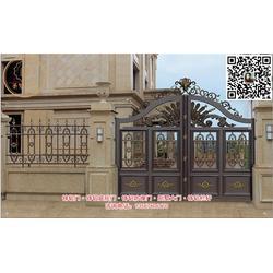 铸铝庭院门|庭院门|【圣罗林凯工贸】(查看)图片