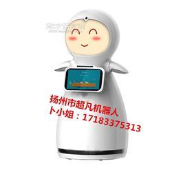 扬泰供应csj智能服务机器人,商务服务迎宾导购活动造势送餐点餐机器人图片