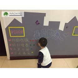 磁性黑板墙是何物?-黑板-磁善家图片