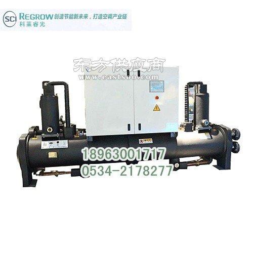 水源热泵机组参数、图片