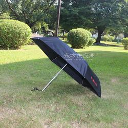 创意购物袋三折伞超轻防紫外线雨伞厂家订制佳能礼品广告伞 外贸伞图片