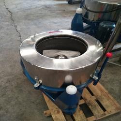 新一代五金件脱油机离心加热式脱油机图片