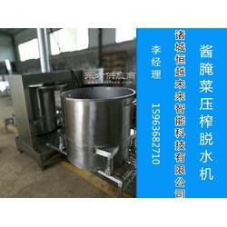 恒越未來HYWL-500醬腌菜香椿芽壓榨脫水機圖片