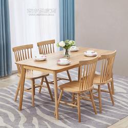 实木餐椅,时尚餐桌椅,简约实木椅子,北欧款实木椅,现代简约餐桌椅,实木餐桌餐椅定制图片