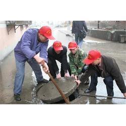 武汉管道疏通|百顺洁清洗服务|市政管道疏通施工图片