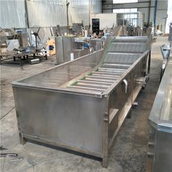 商南大型洗菜机-诸城鼎亮机械-大型洗菜机厂家图片