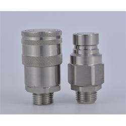 平面液压快速接头厂-河南平面液压快速接头-派瑞特液压管件制造图片
