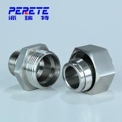 焊接接头制造商 大庆市焊接接头 派瑞特液压(图)图片