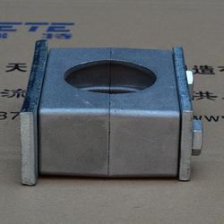 外六角螺栓管夹|派瑞特液压|外六角螺栓管夹加工图片