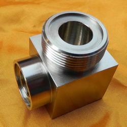 白钢焊接接头厂家_乌鲁木齐304白钢焊接接头_派瑞特液压图片