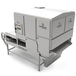 进口食品分选机 光学分选设备 异物剔除机 高速色选机 高精度筛选机 影像分拣机图片