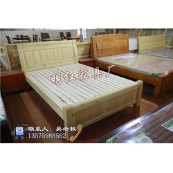 新中式實木學生床銷售商-貴州實木學生床-旺年家具值得信賴批發