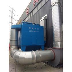 临朐县厂房除尘系统|诸城世航环控|厂房除尘系统生产厂家图片