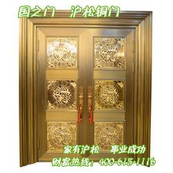 铜门厂家-淮安铜门-沪松铜门品质如一图片