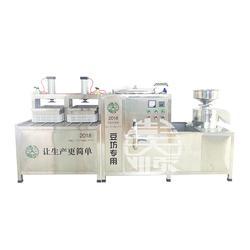 大型全自动豆腐机、【彭大顺机械设备】、周口豆腐机图片
