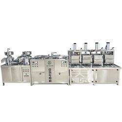 自动豆腐机生产厂家-鹤壁自动豆腐机 彭大顺机械设备图片