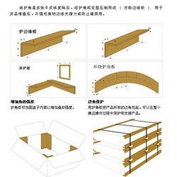 家具紙護角供應商-鼎昊包裝科技(在線咨詢)家具紙護角圖片